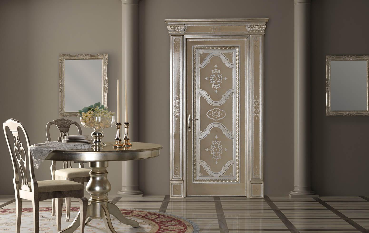 двери в дизайне интерьера фото