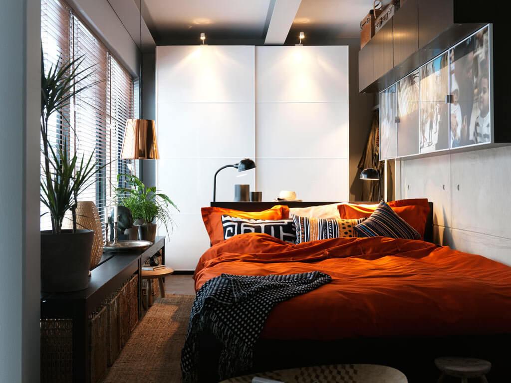 дизайн интерьера для маленькой комнаты фото